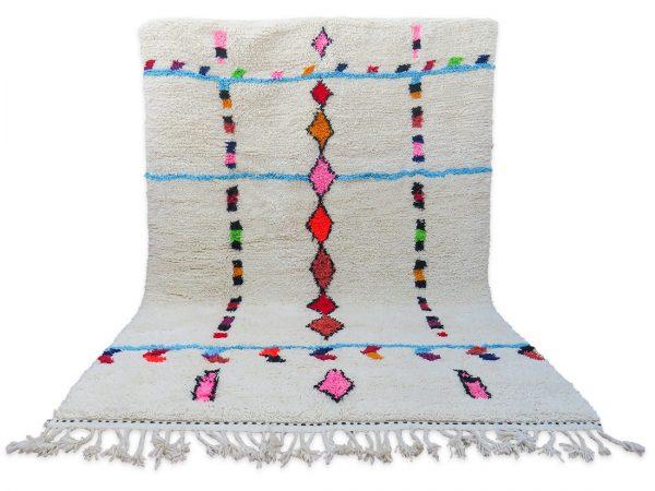 Beni Ourain Rug Bou710 1