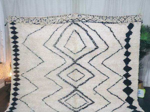 Berber Rug Mtm214 2